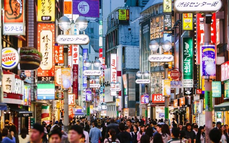 Dan & Steph's Tokyo Trip